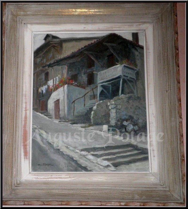 Nernier en haute savoie peintures for Peinture par bain